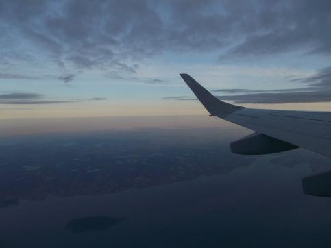 Newfoundland view.